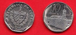 Républica De Cuba (Réf 45) 10 Centavos 2000 - Cuba
