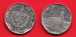 Républica De Cuba (Réf 47) 10 Centavos 2000 - Cuba