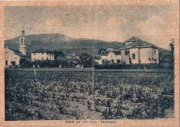 R7 445 - PERSI Di BORGHETTO DI BORBERA - ALESSANDRIA - VG. - A.´40-50 - Alessandria