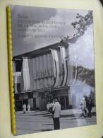 ANCIEN CATALOGUE / 5ème EXPO. EUROPEENNE DE LA MACHINE-OUTIL / HANOVRE1957 - Vieux Papiers