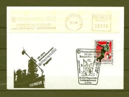 OOSTENRIJK, 21/06/1986 100 Jahre Betriebsfeuerwehr - STEYRERMUHL  (GA11383) - Feuerwehr