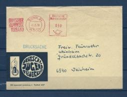 DUITSLAND, 02/02/1978 Deutscher Feuerwehrverband - BONN  (GA11385) - Sapeurs-Pompiers