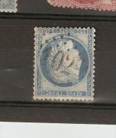 Lot  1027    //  Nr  60   GC   102  ANGLES DU TARN - 1849-1876: Klassieke Periode