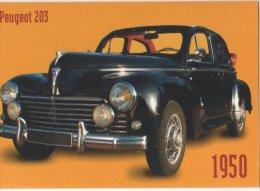 France - CP Peugeot 203 1950 - France