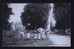 LA VILLETERTRE - France
