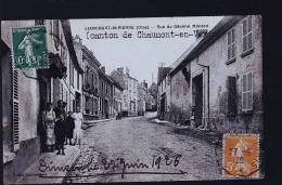 LIANCOURT SAINT PIERRE LE CAFE DE LA GARE - Liancourt