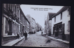 LIANCOURT SAINT PIERRE - Liancourt