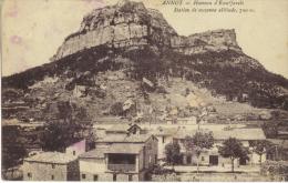 ( 04  )  -  ANNOT Hameau D´Escaffarels- écrite Année 1923-1925- (2 Scanns) - France