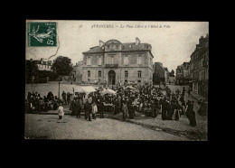 50 - AVRANCHES - Marché - Avranches