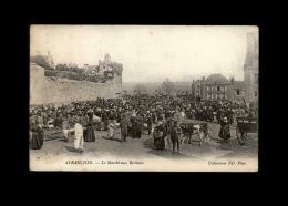 50 - AVRANCHES - Marché Aux Bestiaux - Avranches