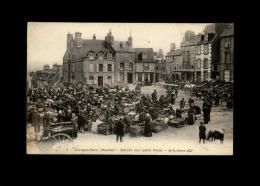 50 - AVRANCHES - Marché Aux Porcs - Avranches