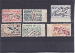 FRANCE LOT 236 N°960 à 965 ** - France