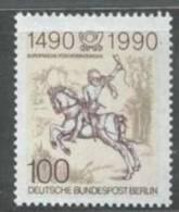 Berlin MiNr 860xx - 500 Jahre Internationale Postverbindungen In Europa 1990 - Berlin (West)