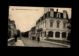 18 - SAINT-AMAND-MONTROND - Poste - Saint-Amand-Montrond