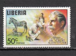 LIBERIA  *  YT N° 684 - Liberia