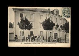 18 - SAINT-AMAND-MONTROND - Caserne Gendarmerie - Saint-Amand-Montrond