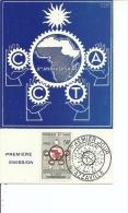 Congo Brazzaville -CCTA ( CM De 1960 à Voir) - Congo - Brazzaville