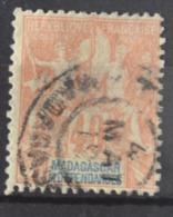 P 250 ++ MADAGASCAR 1896  CANCELLED USED - Madagaskar (1960-...)
