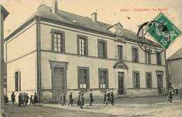 Août13c 119 : Pleurs  -  Mairie - France