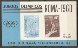 PANAMÁ 1960 - Michel #H8 - MNH ** - Panamá