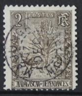 P 253 ++ MADAGASCAR 1903  CANCELLED USED - Madagaskar (1960-...)