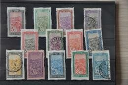 P 258 ++ MADAGASCAR 1922 LOT HINGED / USED - Madagaskar (1960-...)