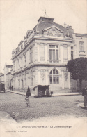 CARTE POSTALE -ROCHEFORT SUR MER -LA CAISSE D'EPARGNE- TB - Rochefort