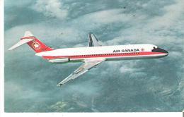 Douglas DC-9  Air Canada - 1946-....: Modern Era