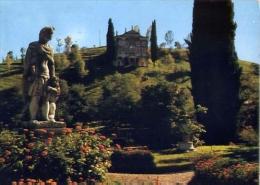 Asolo - Villa Contarini - Dal Giardino Dell'istituto Filippin - 305-291 - Formato Grande Viaggiata - Treviso