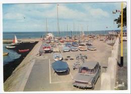 La Bernerie (-en-Retz), La Base Nautique, Bateaux, Automobile, Simca, Jack N° 2651 - La Bernerie-en-Retz