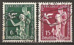 Michel 622/623 O - Deutschland