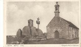 29 Brignogan Chapelle Pol Et Calvaire - Brignogan-Plage
