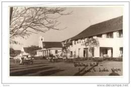 RP; Malalar Hotel, Cochin, S. India, 1948 - India