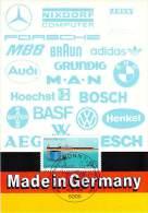 ALLEMAGNE BUND Carte Maximum Num.Yvert 1210 QUALITE MADE IN GERMANY - Maximum Cards