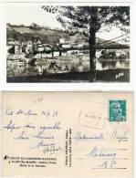 PORT SAINTE MARIE - Station Uvale  - Cachet Daguin .     (60169) - France