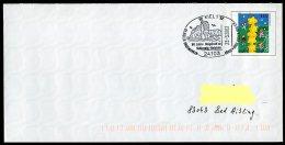 71351) BRD - Michel USo 21 A I Mit SoST 24103 KIEL 1 Vom 23.3.2002 - 50 Jahre Helgoland Zu Schleswig Holstein - BRD