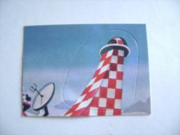 1978  1 FIGURINA  ATLAS UFO ROBOT   RAI  EDIERRE  ROMA    COME DA FOTO - Stickers