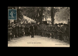 18 - SOCIETE DES GARS DU BERRY - Vielle - Sonneurs - France