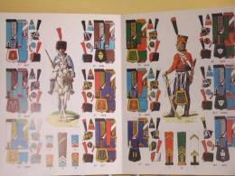HUSSARD 1804 1812 UNIFORME ARMEMENT EQUIPEMENT PAR ROUSSELOT EMPIRE SHAKO SABRE SABRETACHE DOLMAN GALON DE GRADE - Uniform