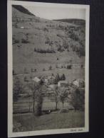 """BUSSANG (Vosges) - Pension De Famille """"La DERLAINE"""", Propriétaire, A. Colle - Non Voyagée - Bussang"""