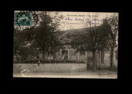 18 - IDS-SAINT-ROCH - Les Ecoles - écoliers - France