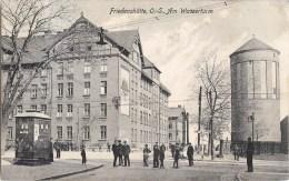 FRIEDENSHÜTTE O.-S. AM WASSERTURM POLEN POLOGNE POLAND DEUTSCHLAND - Polen