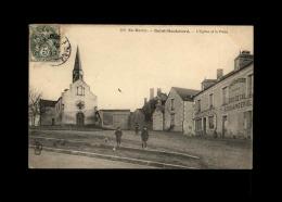 18 - SAINT-DOULCHARD - église - France