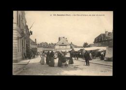 18 - SANCOINS - Marché - Sancoins