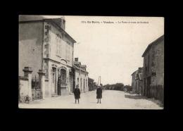 18 - VESDON - Poste - France