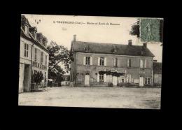 18 - THAUMIERS - Ecole Des Garçons - Mairie - Thaumiers