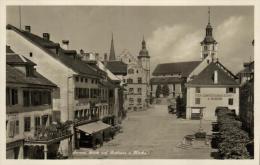 68799 -  Suisse       Sursee  Blick  Auf  Rathaus U.Kirche - LU Lucerne