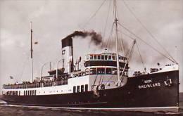 Dampfer Rheinland - Bateaux