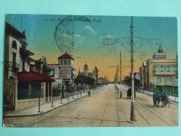 MONTEVIDEO - Avenida Brasil - Uruguay