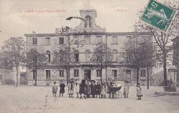 Cpa-26-saint Vallier Su Rhone-animée-l'hopital-edi :maison Universelle N°8 - Sonstige Gemeinden